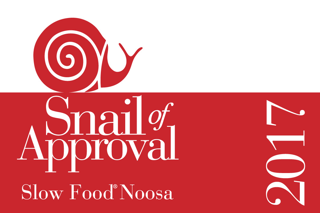 snail of approval slow food noosa
